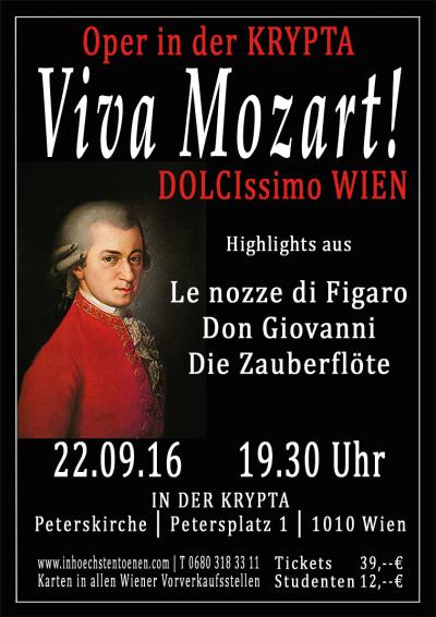 Viva Mozart